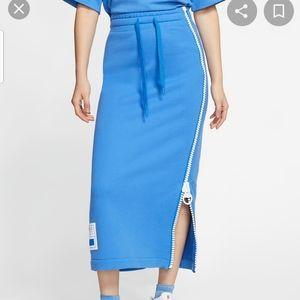 NWT plus size XXL Nike maxi skirt